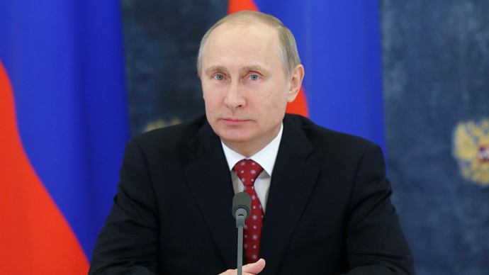 Putin named Times' International Person of the Year