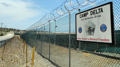 '12 years too many': US activists mark Gitmo anniversary by rallying for closure