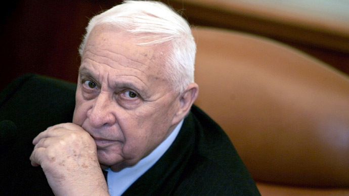 ​Ex-Israeli PM Ariel Sharon dies at 85