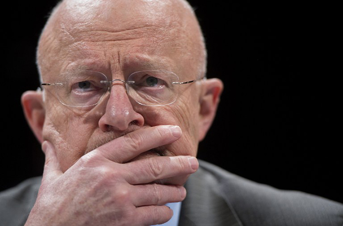 Director of National Intelligence James Clapper (AFP Photo / Jim Watson)