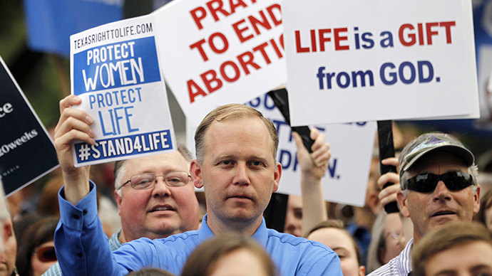 More state abortion restrictions passed in last three years than in previous decade