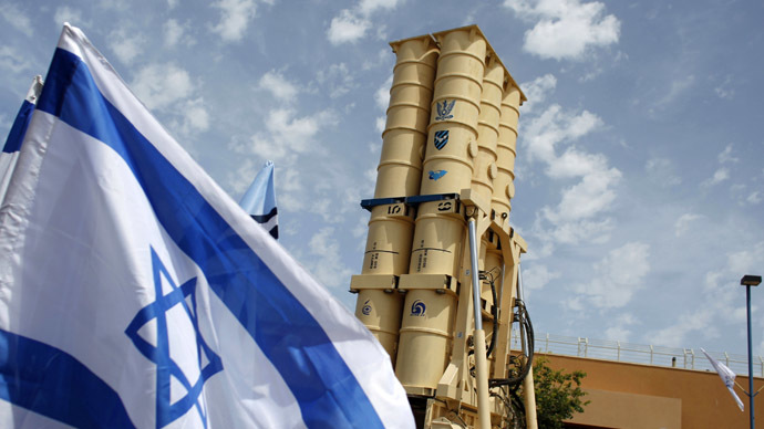 Israel successfully tests Arrow space missile interceptor