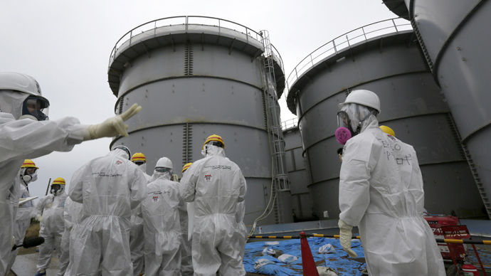 'Duct tape, wire nets' were used to mend Fukushima water tanks - worker