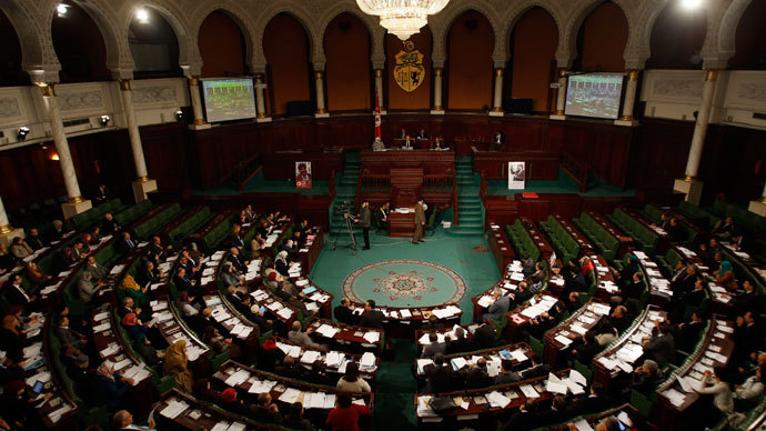 Tunisia opts for civil, not Sharia law as assembly votes on new constitution