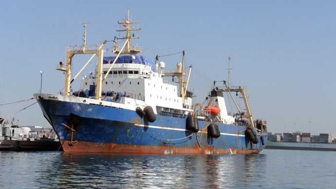 Russia wants explanations over seized trawler as Senegalese inspectors find no violations onboard