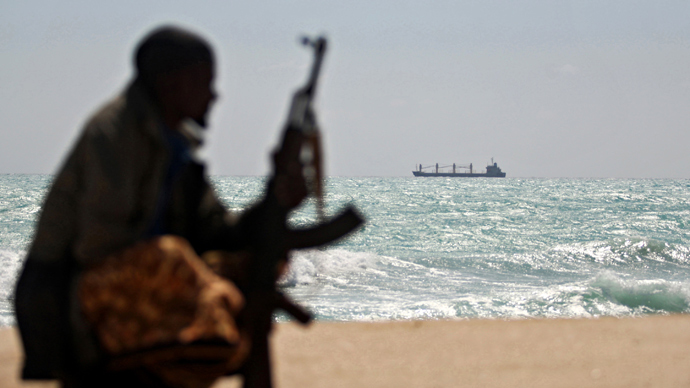 UK govt accused of indirectly arming Somali pirates