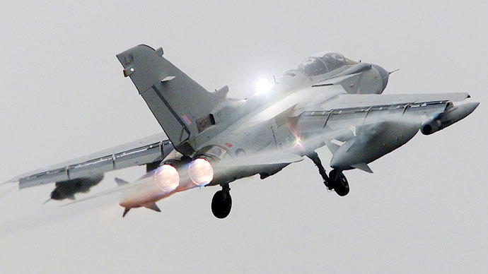 RAF fighter jets use 3D-printed parts for first time