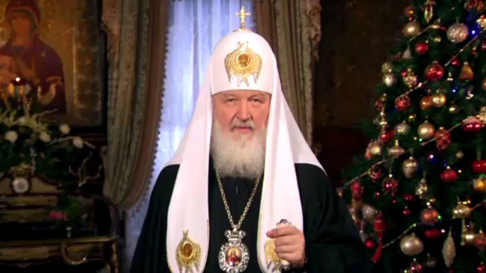 Patriarch urges peace for Ukraine in Orthodox Easter address