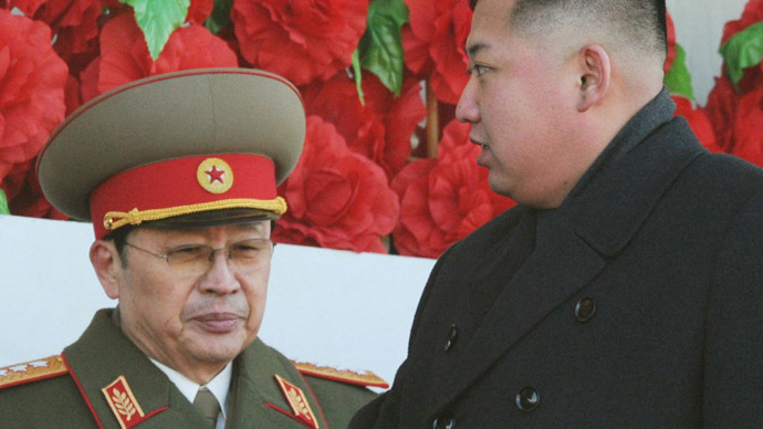 NK leader's uncle executed by dogs story came from Chinese satire piece