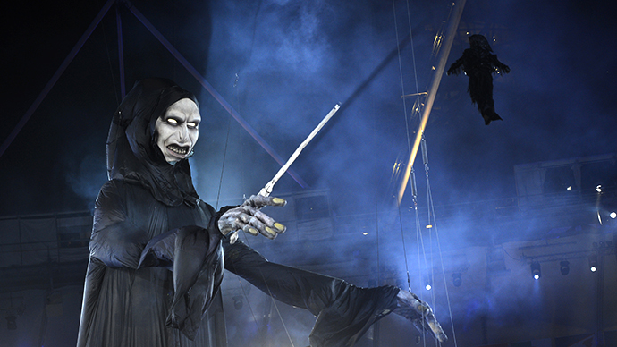 'Voldemort in the region': China, Japan blast each other Harry Potter style
