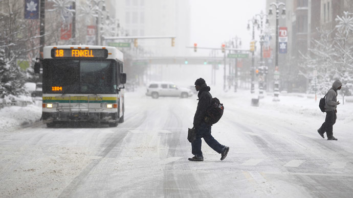 NY declares state of emergency due to 'Polar vortex' winter storm