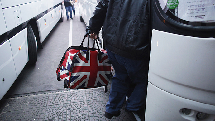 Britain to fail government immigration target – Business Secretary