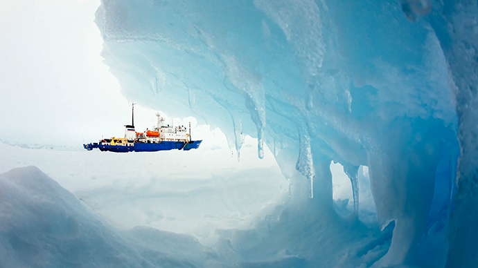 Antarctic break: Russian, Chinese stranded ships navigate out of ice trap