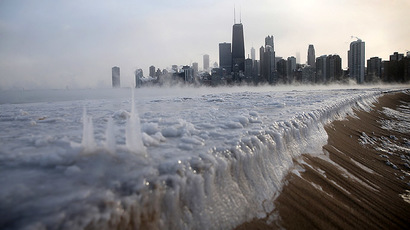 Weather swap: Is America's 'polar vortex' linked to record warm winter in Russia?