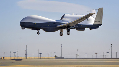 US Customs grounds drone fleet after $12 million unmanned aircraft crashes off of California