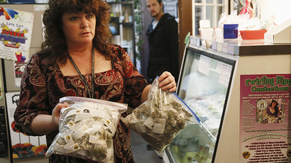 Food stamps won't buy marijuana cookies in Colorado