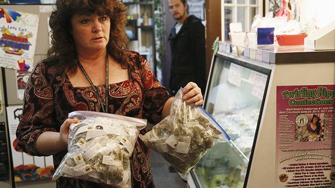 Recreational pot sales in Colorado surpass $5 million in first week