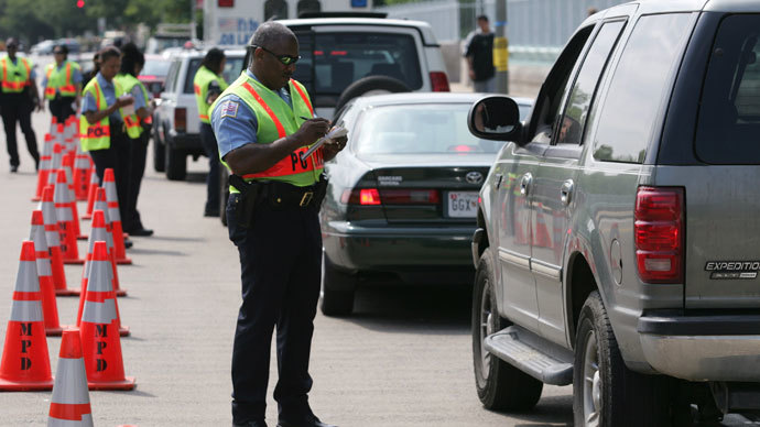 Local police refuse to participate in 'voluntary' traffic checkpoints