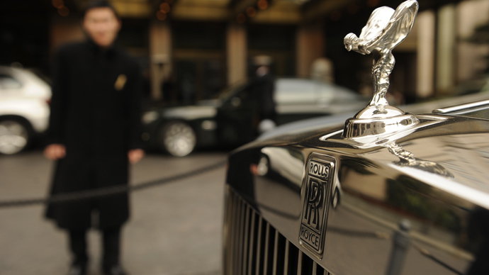 Luxury carmakers Rolls-Royce and Bentley hit new records in 2013