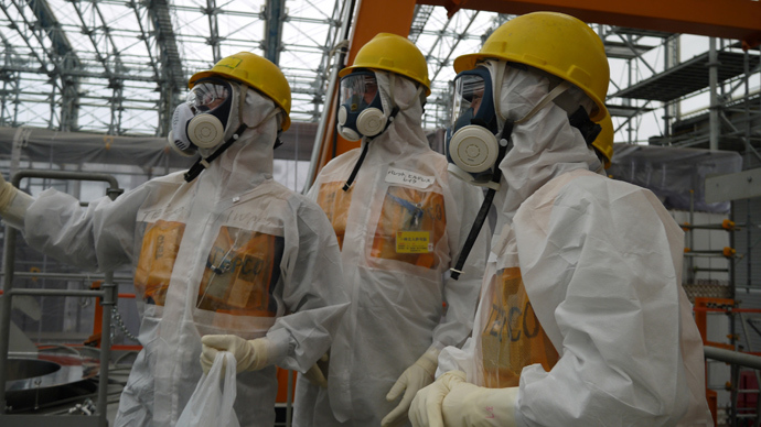 Fish testing at 124 times over radiation limit caught off Fukushima