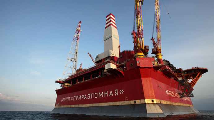 Duma mulls prison sentences for breaching shelf rigs
