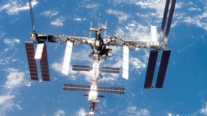 US, Russian astronauts take new trajectory to dock the ISS
