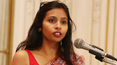 'Racist' US diplomat says Indian 'vegetarians...are doing the raping'