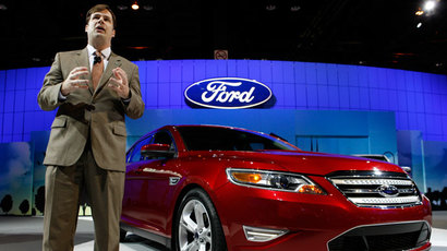 Ford exec apologizes for 'We know everyone who breaks the law' remark