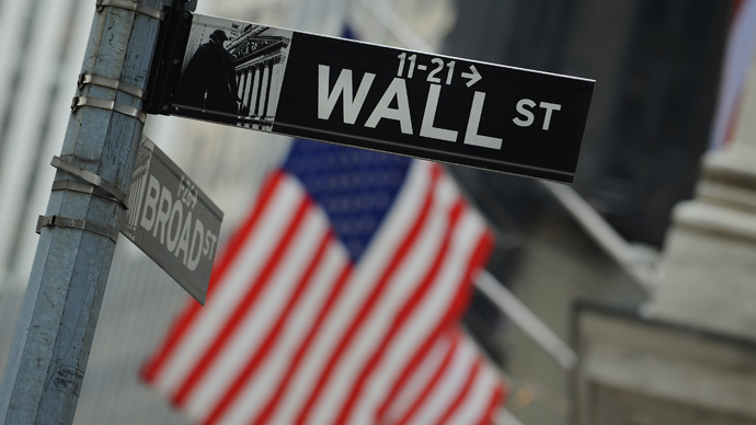 Mortgage crisis penalty estimated at $50 bln for 'Wolves of Wall Street' - report