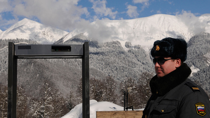 Sochi 2014: Invisible security is the best security, says Putin's chief of staff