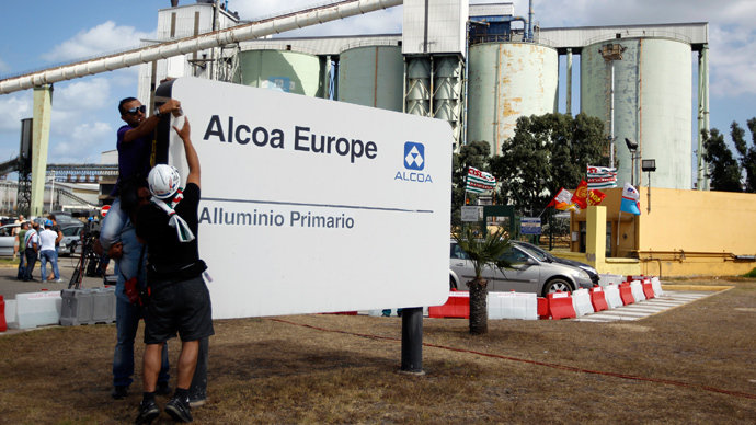 Alcoa admits corrupt deals with Bahrain, agrees to $384mn settlement