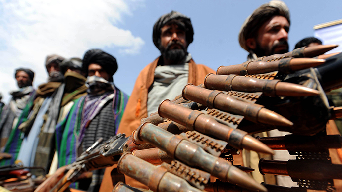 Taliban, Afghan govt meeting for secret peace talks, but with no progress - report