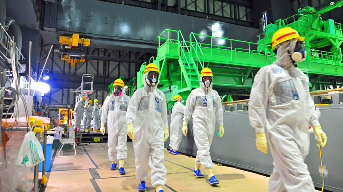 Fukushima radiation reaches 8 times govt standards