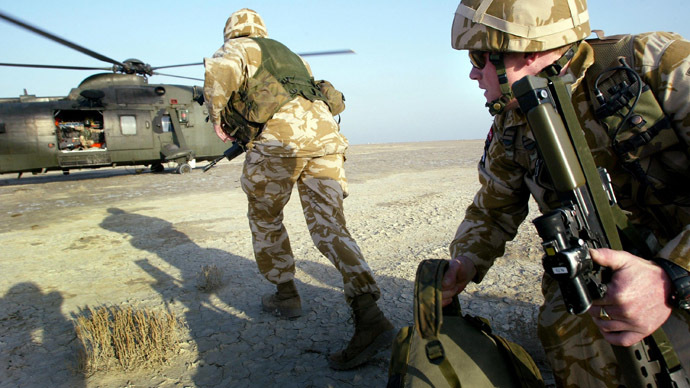 ICC launches investigation into UK Iraq prisoner abuse claims