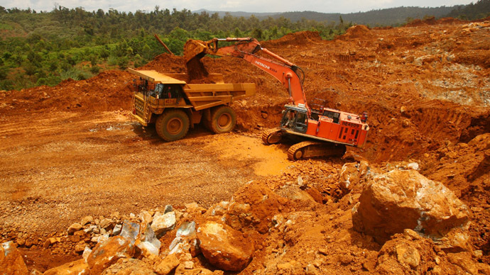 Indonesia's controversial ban on mineral ore exports comes into effect