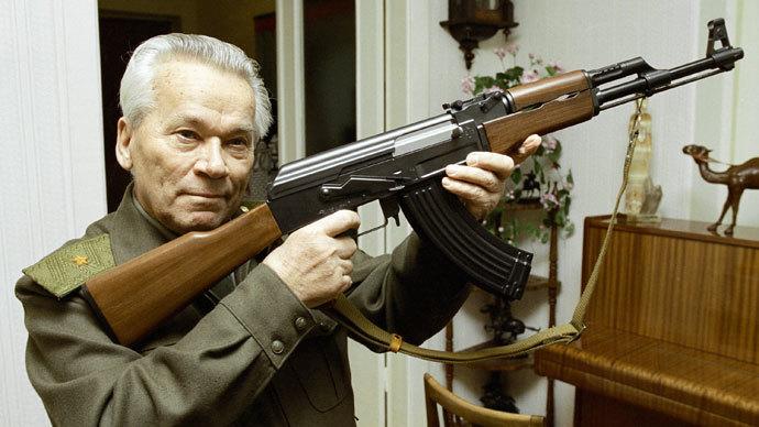 'Am I guilty?' AK-47 maker's near-death torment