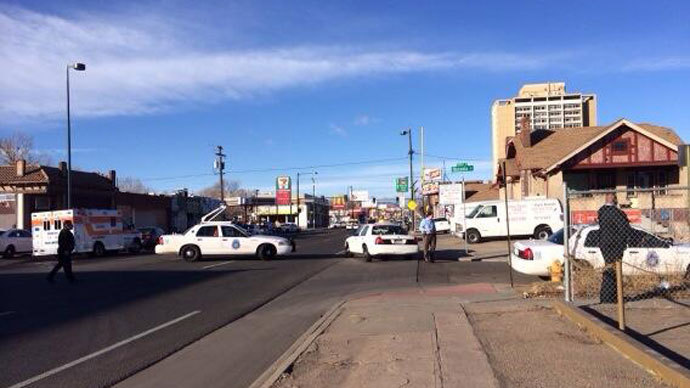 Police shoot suspect in Denver hostage situation