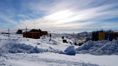 Russia to spend $30mln on Antarctic polar stations in 2014