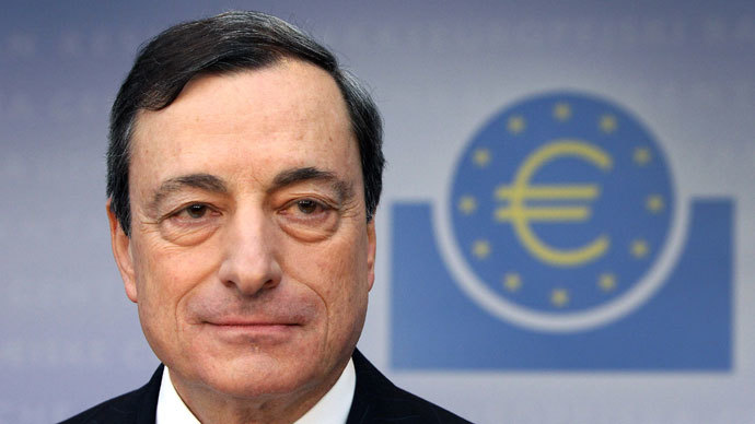 Mario Draghi and PBoC best of world banking in 2013