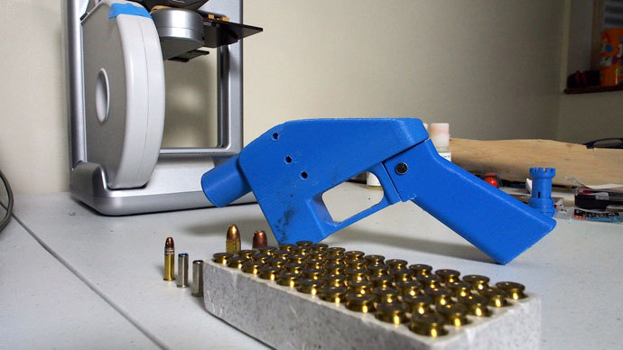 California bill aims to regulate 3-D 'ghost guns'