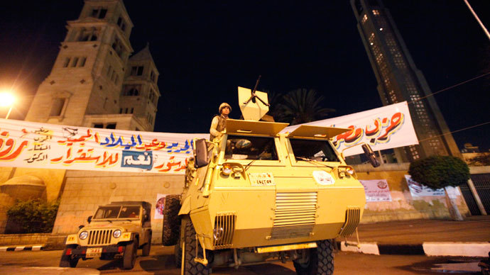 Egyptian military seeks to undermine Hamas, plans cooperation with Fatah – report