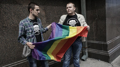 Media hype around propaganda law has 'negative effect' on Russian LGBT community