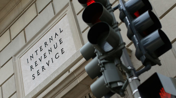 FBI won't file charges against IRS over treatment of Tea Party groups