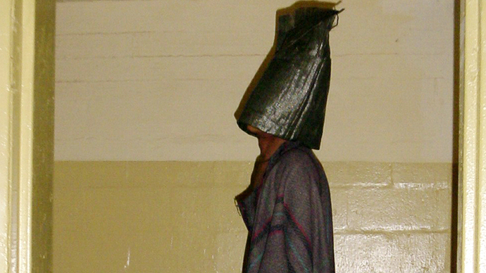 The critique of the abu ghraib