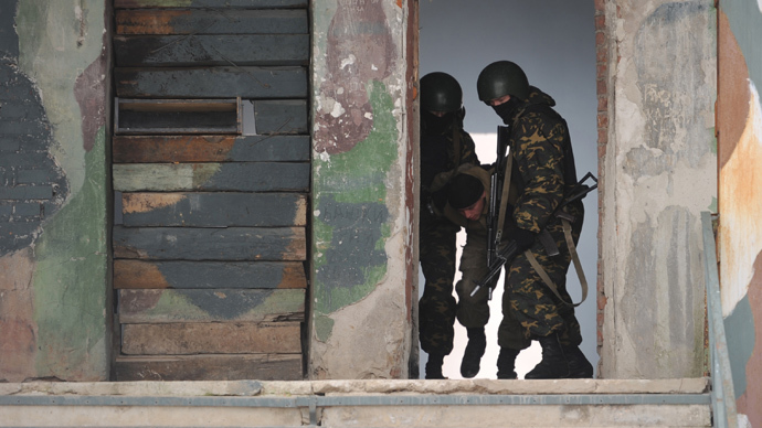 7 killed as security forces eliminate militant group in Russia's North Caucasus