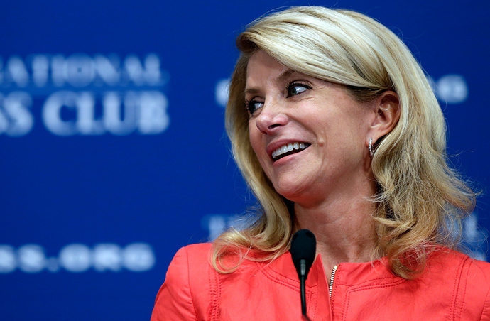 Senator Wendy Davis (Win McNamee / Getty Images / AFP)