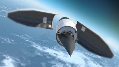​China's hypersonic strike vehicle 'in 3d test flight'