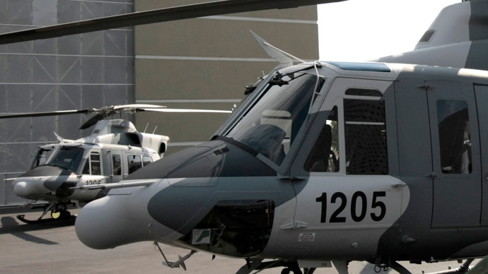 'Massive' low-flying helicopter to test radiation levels in Baltimore