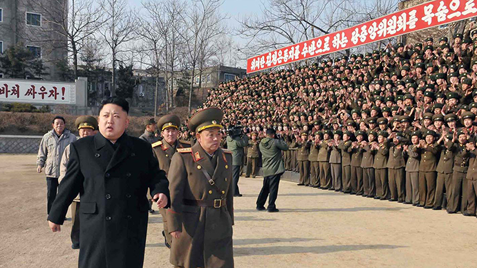 ​N. Korea demands halt to South-US military drills, threatens with 'unimaginable holocaust'