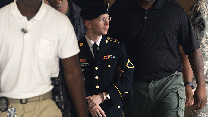 Chelsea Manning awarded 2014 Sam Adams Prize for Integrity in Intelligence